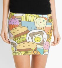 Fast Food Mini Skirt