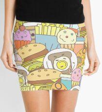 Fast Food Mini Skirt