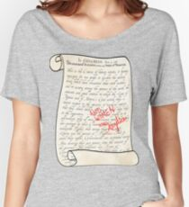 Include Women in the Sequel Women's Relaxed Fit T-Shirt