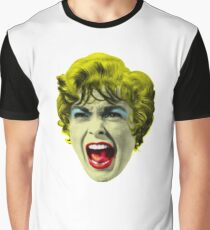 Psycho (1960 film) by Alfred Hitchcock Graphic T-Shirt