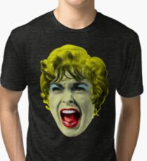 Psycho (1960 film) by Alfred Hitchcock Tri-blend T-Shirt