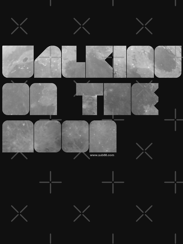 Walking on the Moon by sub88