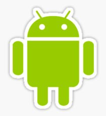 Android Droid Sticker