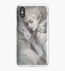 Sound of the sea iPhone Case