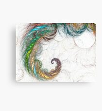 abstract color Canvas Print