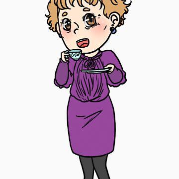 Mrs H by doctorwhoatson