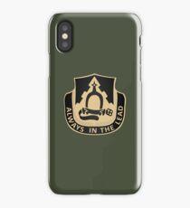 1st Squadron, 303rd Cavalry Regiment (US Army)  iPhone Case/Skin