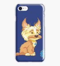 Сute redhead shaggy puppy iPhone Case/Skin