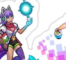 Arcade League Of Legends Sticker
