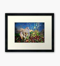 Wild World Framed Print