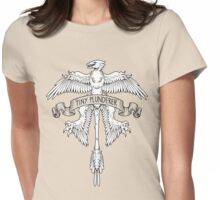 Microraptor - The Tiny Plunderer Womens Fitted T-Shirt