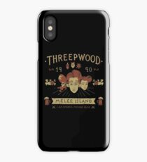 Pirates Time iPhone Case