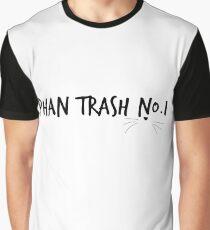 Dan and Phil Trash Graphic T-Shirt