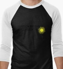 I'll Follow The Sun  Men's Baseball ¾ T-Shirt
