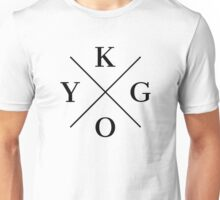 Kygo - Black Color Unisex T-Shirt