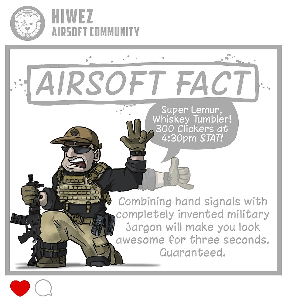 Airsoft Fact 2 by hiwez