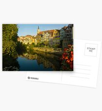 Postcard from Tübingen, Germany Postcards