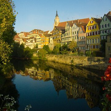 Postcard from Tübingen, Germany by leemcintyre