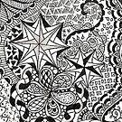 doodle craze by Michelle Cross