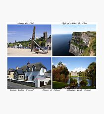 Images of Ireland Photographic Print