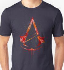 Assassins Creed Splash Unisex T-Shirt