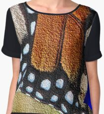 Primary Colors Women's Chiffon Top