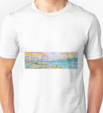 transparências no tejo. tagus river transparencies Unisex T-Shirt
