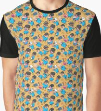 TF2 kiddies YLW Graphic T-Shirt