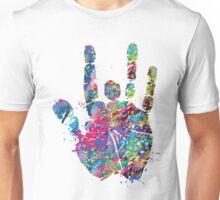 Grateful Dead - Jerry Hand Unisex T-Shirt