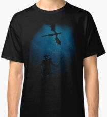 Under a Sky Ruled by Dragons Classic T-Shirt