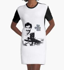 The Golden Shot with Bob Monkhouse Graphic T-Shirt Dress