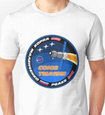 Soyuz TMA-19M Patch with Kim Kopra and Tim Peake Unisex T-Shirt