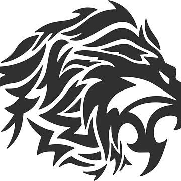 Black Lion by pangukan01