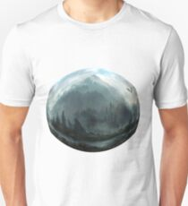 rond mountain Unisex T-Shirt