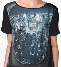 traveling in new york city Women's Chiffon Top