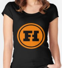 FH Logo Women's Fitted Scoop T-Shirt