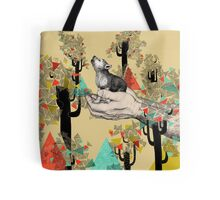 FOUND YOU THERE Tote Bag