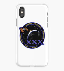 Expedition 30 Mission Patch iPhone Case