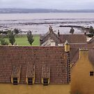 A view of Culross Palace by biddumy