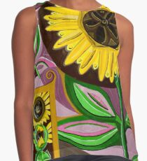 Sunflower Cycles Contrast Tank