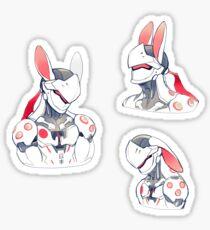 Bunnies Sticker