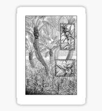 Devonian Gardens Sticker