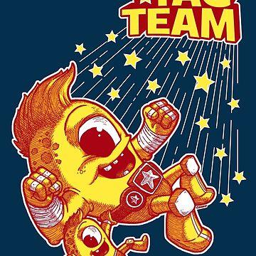 Tag Team by randycrider