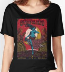 Grateful Dead - Fare Thee Well  - at Santa Clara (Levis Stadium) Women's Relaxed Fit T-Shirt