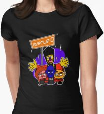 Avenue Q Women's Fitted T-Shirt