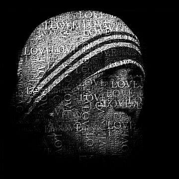 Mother Teresa by pangukan01