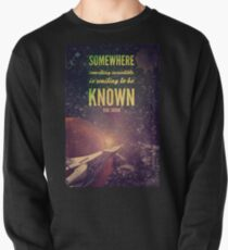 Space Exploration (Carl Sagan Quote) Pullover