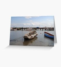 Bridlington Greeting Card
