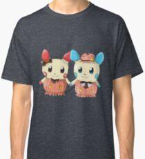Halloween Plusle And Minun Classic T-Shirt