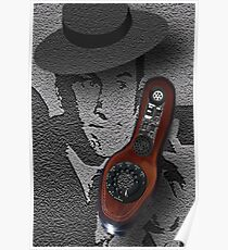 "♥•.¸¸.ஐ SECRET AGENT 86~MAXWELL SMART.. HELLO 99 PICK UP THE PHONE.. PICTURE/CARD.. MY TRIBUTE TO "" MAXWELL SMART♥•.¸¸.ஐ Poster"